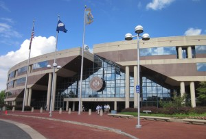 Fairfax Government center